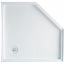 Shower Room Square Corner 900
