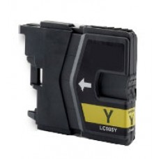 Cheap Brother LC133Y Yellow Ink Cartridge
