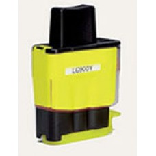 Cheap Brother LC-47Y Yellow Ink Cartridge