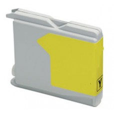 Cheap Brother LC-57Y / LC37Y Yellow Ink Cartridge