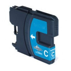 Cheap Brother LC-67C / LC38C Cyan Ink Cartridge