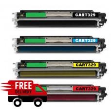 Cheap Compatible Canon Toner Value Pack Cart329 for Canon Laser Shot LBP7018C