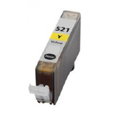 Cheap Canon CLI521Y Yellow Ink Cartridge
