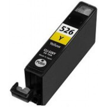 Cheap Canon CLI526Y Yellow Ink Cartridge