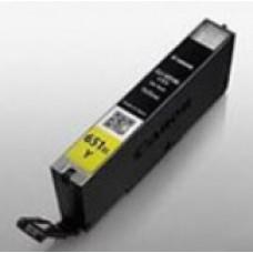 Cheap Canon CLI651XLY Yellow Ink Cartridge