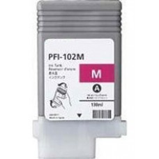 Cheap Canon PFI-102M Magenta Ink Cartridge