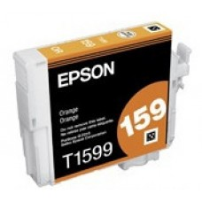 Cheap Epson C13T159990 #159 Orange Ink Cartridge