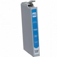 Cheap Epson 802XLC Cyan Ink