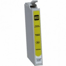 Cheap Epson 802XLY Yellow Ink