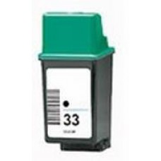 Cheap HP 51633A #33 Black Ink