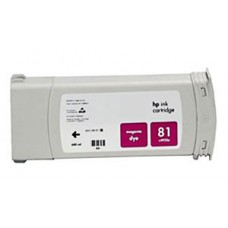 Cheap HP C4932A #81 Magenta Ink