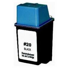 Cheap HP C6614D #20 Black Ink
