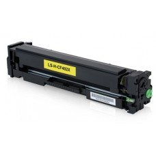 Cheap Compatible HP CF402X / #201X Yellow Toner Cartridge
