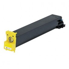 Cheap Compatible Minolta A070250 TN611Y Yellow Copier Toner Cartridge