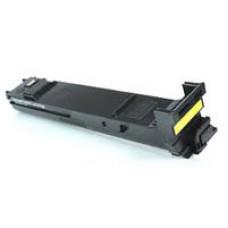 Cheap Minolta A0DK253 / AODK253 TN318 Yellow Laser Toner Cartridge