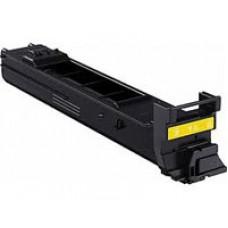 Cheap Konica Minolta A0DK432 Yellow Laser Toner Cartridge