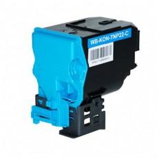 Cheap Konica Minolta A0X5-492 Cyan Copier Toner Cartridge