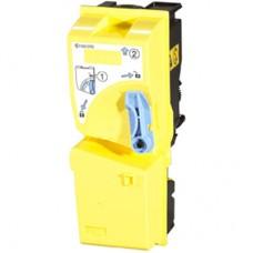 Cheap Compatible Kyocera Mita TK825Y Yellow Toner Cartridge