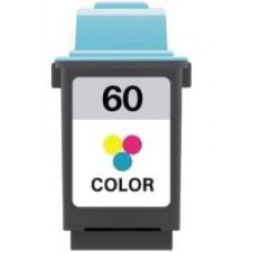 Cheap Lexmark 17G0060 #60 Color Ink Cartridge