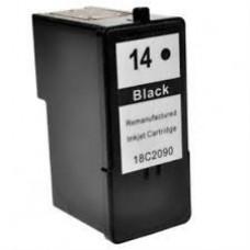 Cheap Compatible Lexmark 18C2090AAN #14 Black Ink Cartridge