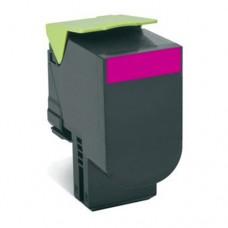 Cheap Compatible Lexmark 80C8SM0 808SM Magenta Toner Cartridge