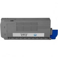 Cheap Oki 46507611 Cyan Laser Toner Cartridge