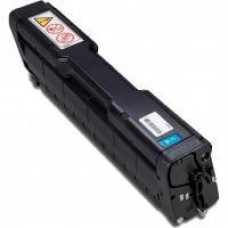 Cheap Ricoh 407548 Cyan Toner Cartridge