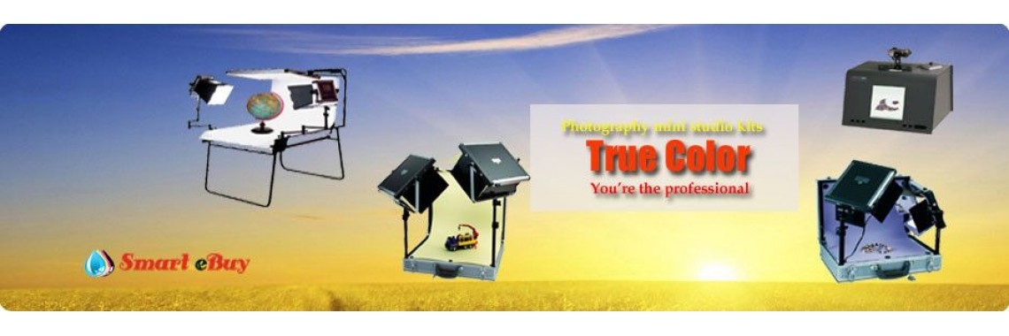Photography kits for mini studio at SmarteBuy.com.au